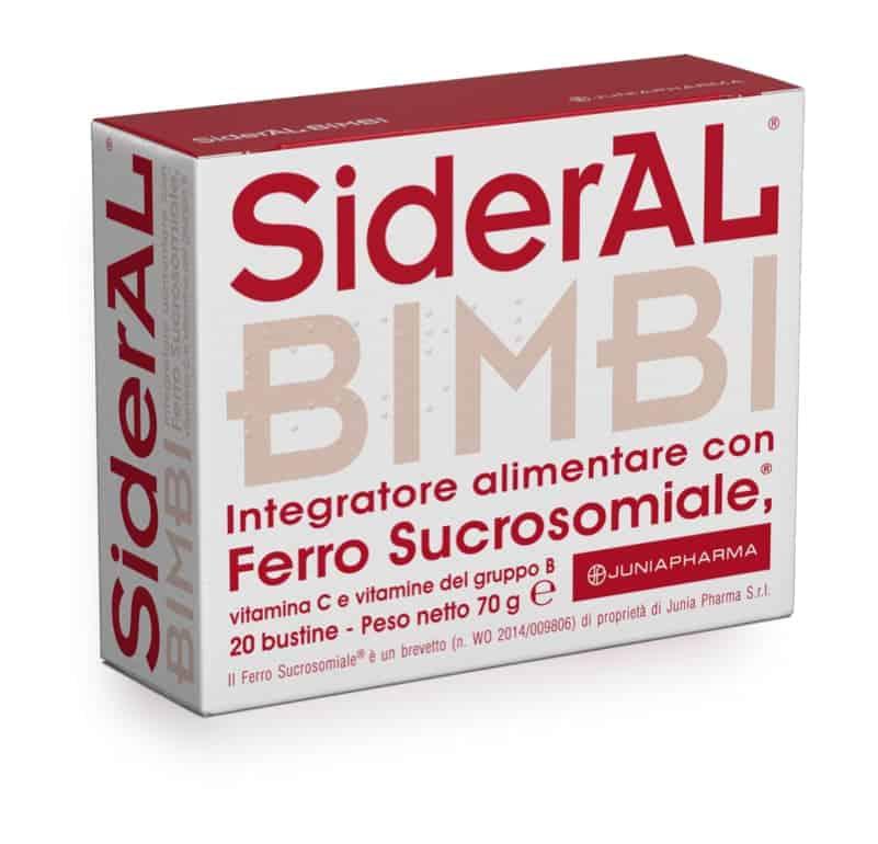 SiderAL® Bimbi
